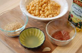 Time-Wasting Hummus Recipes