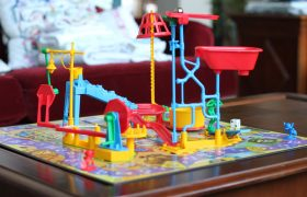 Get Your Ex Back With The Remaining Pieces From This Mousetrap Board In Your Parent's Basement