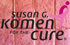 Susan G. Komen Teams Up with Asbestos for Breast Cancer Awareness Month