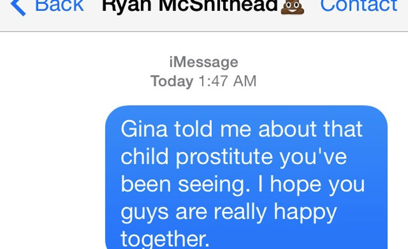 Reductress » Drunk Texts That Let Him Know You're Over Him