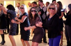 Woman Initiates Divorce With Epic Flash Mob