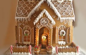 How to Make a Perfect Gingerbread House When You Come from a Broken Home