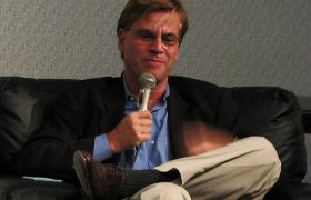 Aaron Sorkin: 'I'll Write More Complex Female Characters When Actresses Learn To Speak Faster'