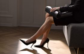 Stilettos to Challenge You, As If Being a Woman Isn't Painful Enough
