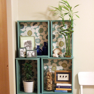 drawer bookshelf