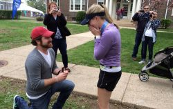 man woman proposal