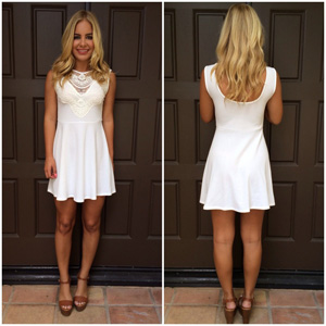 white_lace_detail_skater_dress