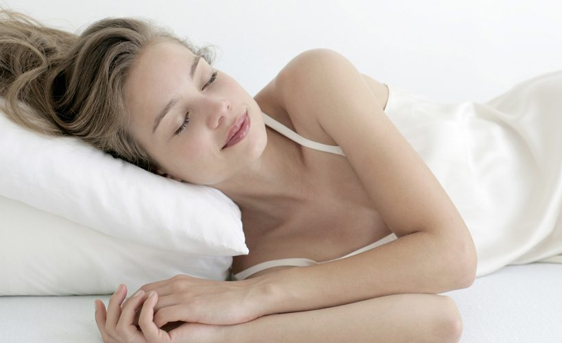 Think, Sleeping naked women after masturbating