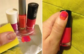 Manicures that Tell Him, 'If You're Done Making an Effort, then So Am I'