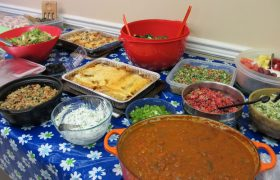 6 Handy Excuses for When Your Potluck Dish Gives Everyone Food Poisoning