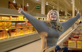 How to Manifest the Energy of the Divine Feminine in the Frozen Foods Aisle