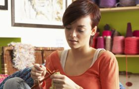 Did You Know? Knitting Voted #1 Most Stressful Stress Reliever