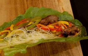 Five Lettuce Wraps That Aren't The Burger You Wanted