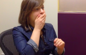 See the Amazing Moment When a Deaf Woman Hears Her Own Farts for the First Time