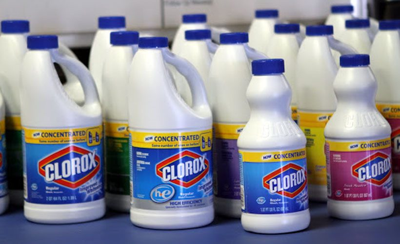 Reductress 187 Eat Clean With These Disinfectants