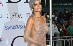 """Rihanna recently Instagrammed herself backstage working on her Kegels, minutes before performing alongside Paul McCartney at the Grammys. """"My time in my dressing room is really important to me, and doing Kegels helps me get the vagina-butterflies out of my system."""""""