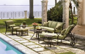 Great Ways to Drag Patio Furniture Inside