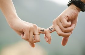 5 Couples' Tattoos To Get By Yourself