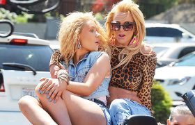 Britney–Iggy Azalea Collab 'White Girl Privvy' Leaks