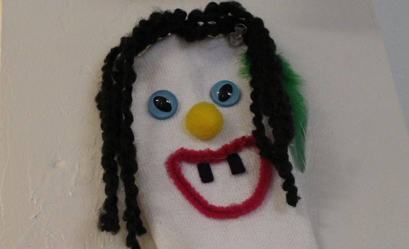 iFOLLOW THE GOOD NEWS!!!!! Sock-puppet-scary