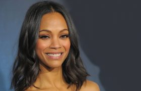 My Husband Also Took Zoe Saldana's Last Name
