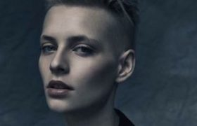 Bold Androgynous Haircuts For Perfectly Symmetrical Faces
