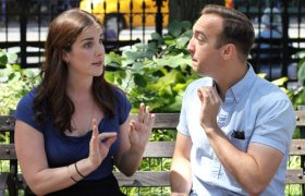 Couple Fighting in Public Won't Give ANY Details or Backstory