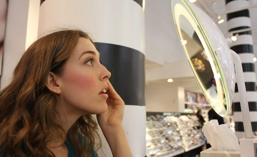 Reductress » How to Get the Best Free Samples at Sephora by