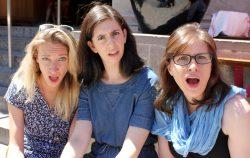 Judgmental friends women