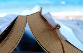 Summer Reads To Block The Sun When You're At The Beach