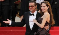 """Brad Pitt has ALSO been known to date other famous people! He's currently with celeb Angelina Jolie! He's also dated celebs Jennifer Aniston (see """"They Were On Friends""""!) and the artist currently known as Goop, AKA Gwyneth Paltrow!"""
