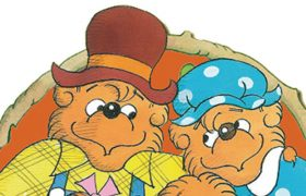In the Berenst(E)in Bears Parallel Universe, Ryan and I Are Very Happy