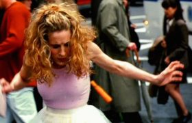 QUIZ: Which One of Carrie Bradshaw's Nipples Are You?