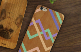 Wooden Phone Cases to Mask the Fact That You Stare at a Glowing Blue Screen All Day