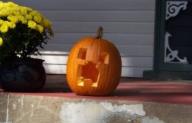 5 Jack-O-Lantern Designs That Say You Paid the Last 4 of 5 Months' Rent On Time