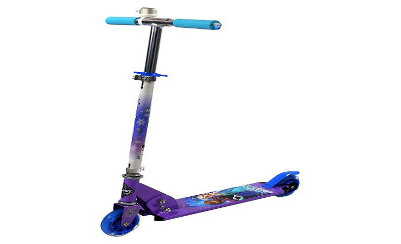 Image 1 - Huffy Frozen Scooter 2 Wheel - Target - $34.99
