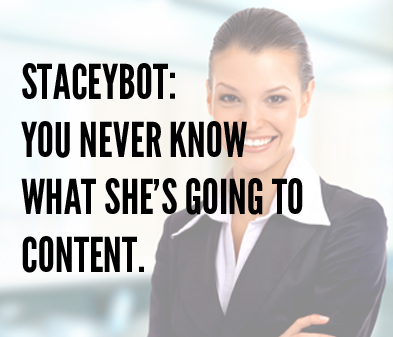StacyBot