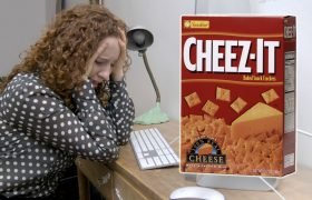 How to Get Over That Box of Cheez-Its When You're Still in The Same Office Together