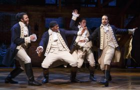 I Can Only Come to The 'Hamilton' Soundtrack