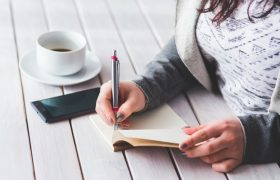 Journaling Tips That Won't Totally Embarrass You When It's Published Posthumously