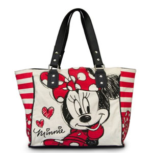 A Disney Tote Bag Adorable You Ll Never Grow Up Or Will This Minnie Mouse Have Thinking