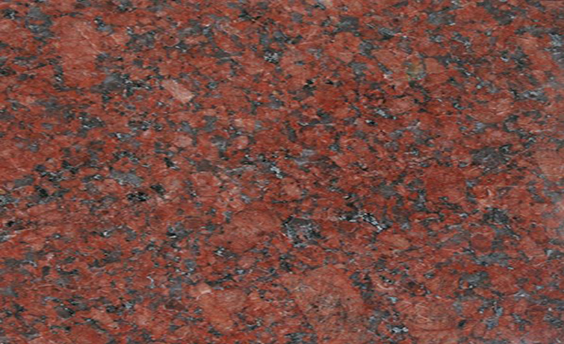 3. Ruby Red Granite from ACityDiscount