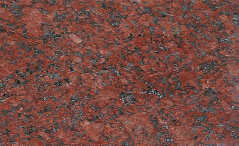 3. Ruby Red Granite from ACityDiscount