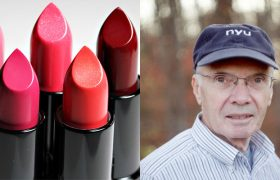The 8 Winter Lipsticks Dad Is Wearing in the Shed
