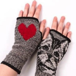1. cat gloves