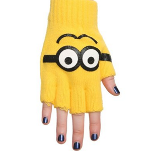 7. minion gloves