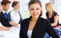 Career Job Woman