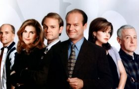 5 Frasier Quotes to Help Manage Your UTI