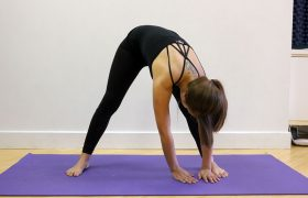 The Best Yoga Poses For Checking Out Everyone Else's Clothes
