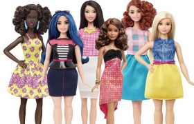 New Body-Diverse Barbies For Your Kid to Fat-Shame